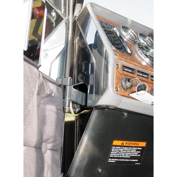 Freightliner Classic FLD Driver Side Upper End Dash Trim By Roadworks