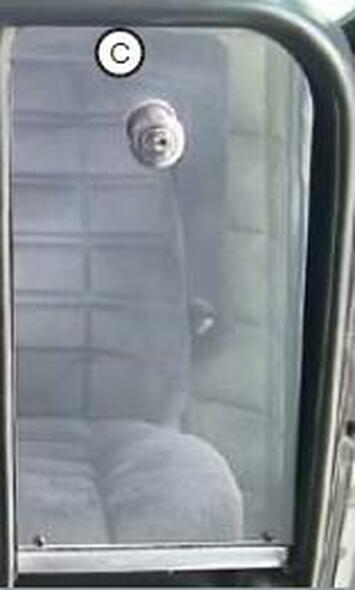 Peterbilt 359 Glove Box Door Trim By RoadWorks