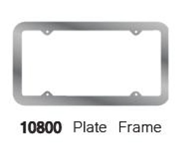 International 9900 Series License Plate Frame By RoadWorks