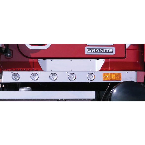 Mack CV713 Scuff Kit 2 Piece Kit Screw Mount Blank By RoadWorks