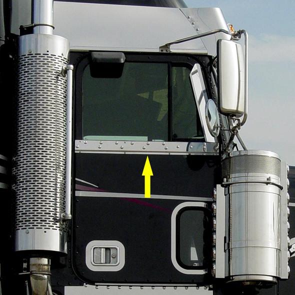 Freightliner Classic Under Window Trim With Arrow