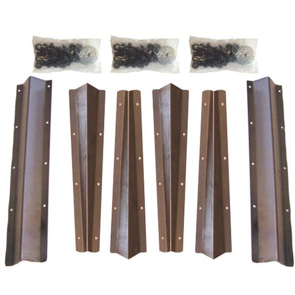 Steel weld on brackets for Minimizer 200 Fender Series