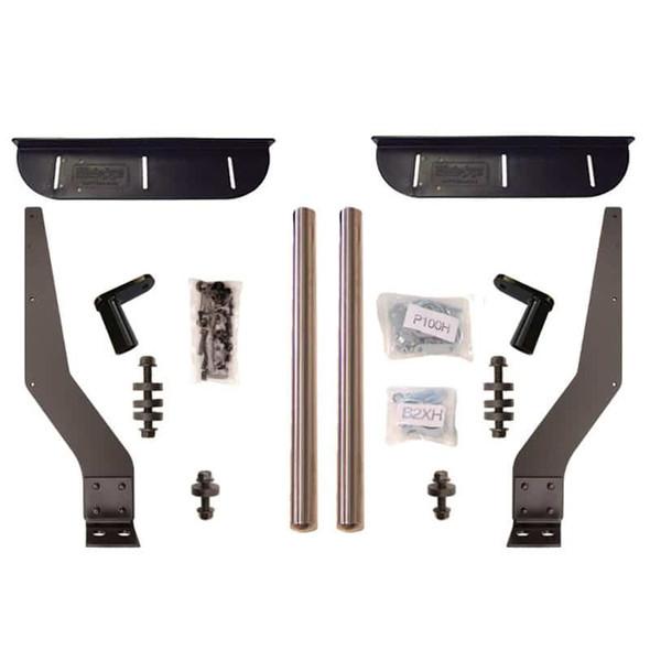 Stainless Steel bolt on brackets for Minimizer 4050 & 950 Fender Series