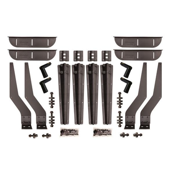 Plastic bolt on brackets for Minimizer TA/TF1554 TA910 & TF900 Fender Series