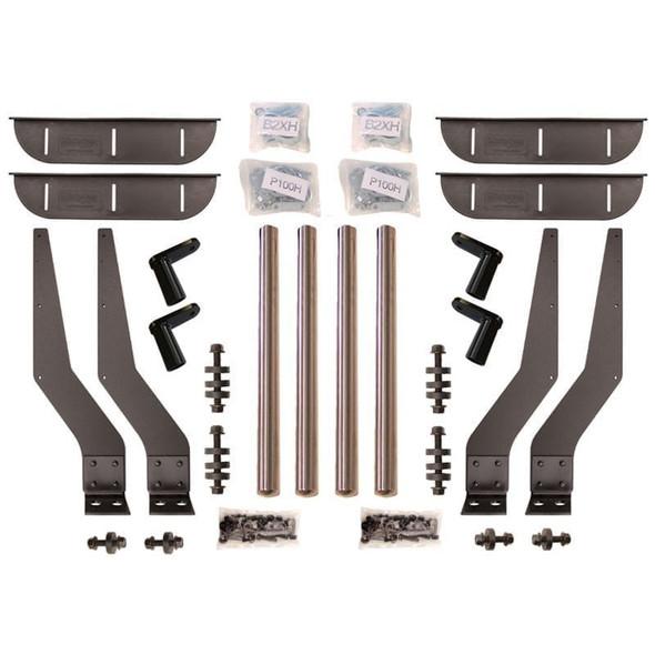 Stainless Steel bolt on brackets for Minimizer TA/TF1554 TA910 & TF900 Fender Series