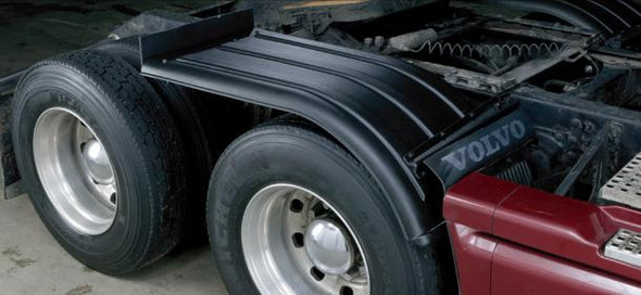 Poly Truck Half Fenders Minimizer 4050 Series The Half Horse On Truck