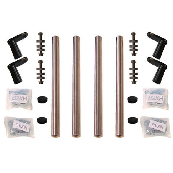 Stainless Steel Bolt On Brackets For Minimizer Fenders