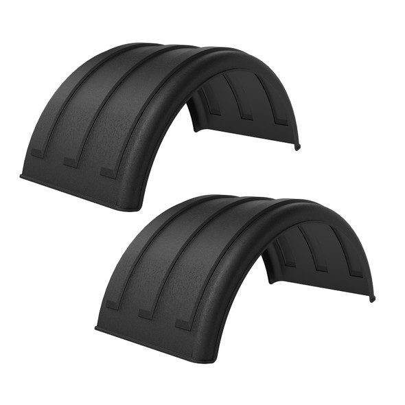 """Minimizer 2260 Series Truck Poly Fenders For 22.5"""" Or 24.5"""" Wheels"""