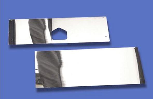 Peterbilt 379 Battery Box and Tool Box Panels