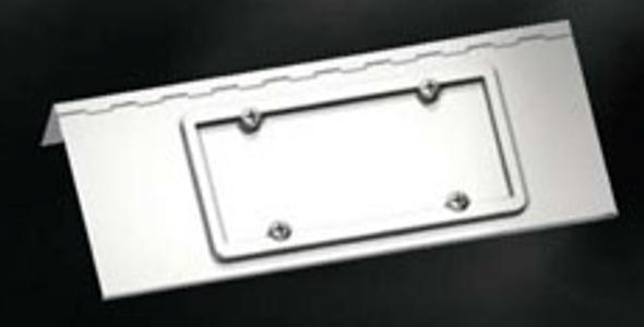Peterbilt 388 389 Hinged License Plate Holder / Tag Swing Plates