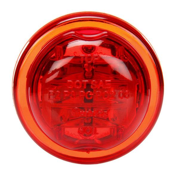 Red LED Model 10 Lamp Front