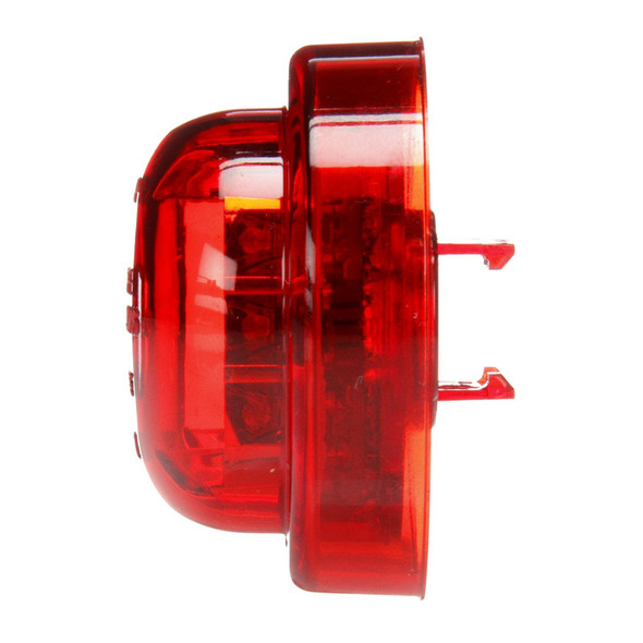 Red LED Model 10 Lamp Side View