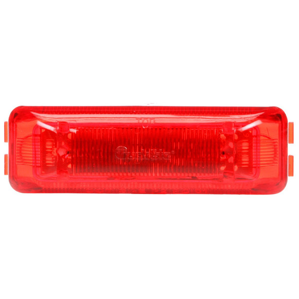 Rectangular 19 Series LED Marker Clearance Light Lamp Front View
