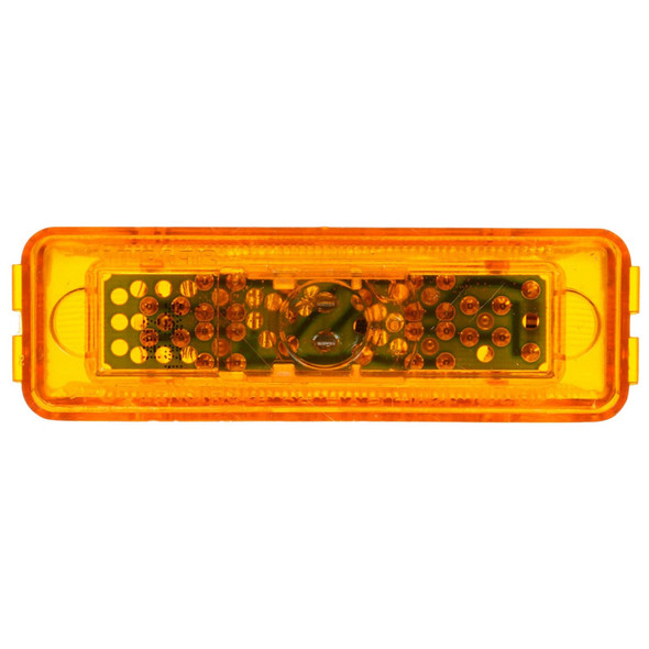 Rectangular 19 Series LED Marker Clearance Light LED View