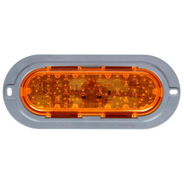 LED Model 60 Auxiliary/Turn Grey Flange Kits 60072Y