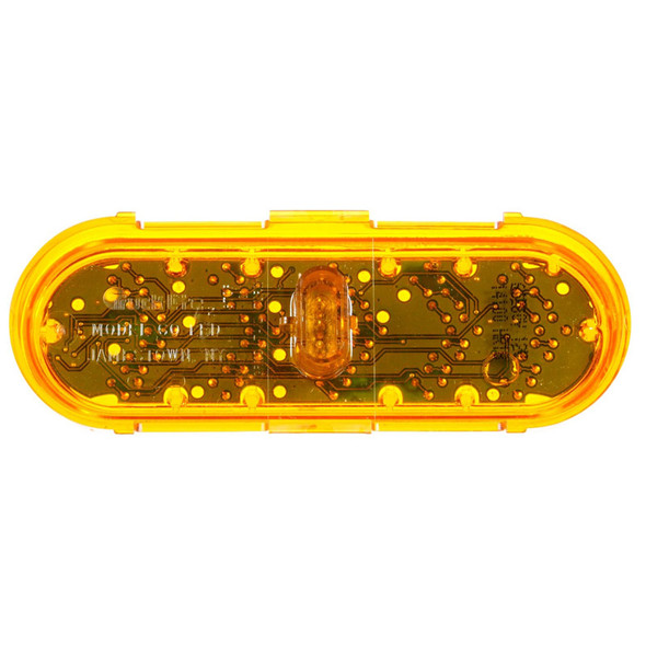 LED Model 60 Auxiliary/Turn Sequential Arrow Lamp 60280Y Back