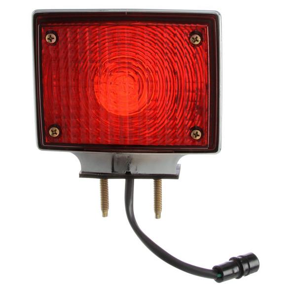Model 70 Turn Signal Lamp RH Chrome 70353 Front