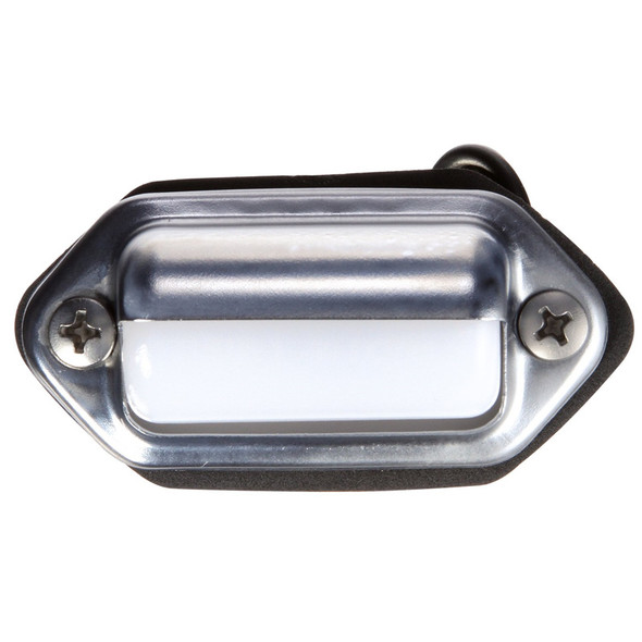 Chrome Utility Bulb Replaceable Display 434WD Front