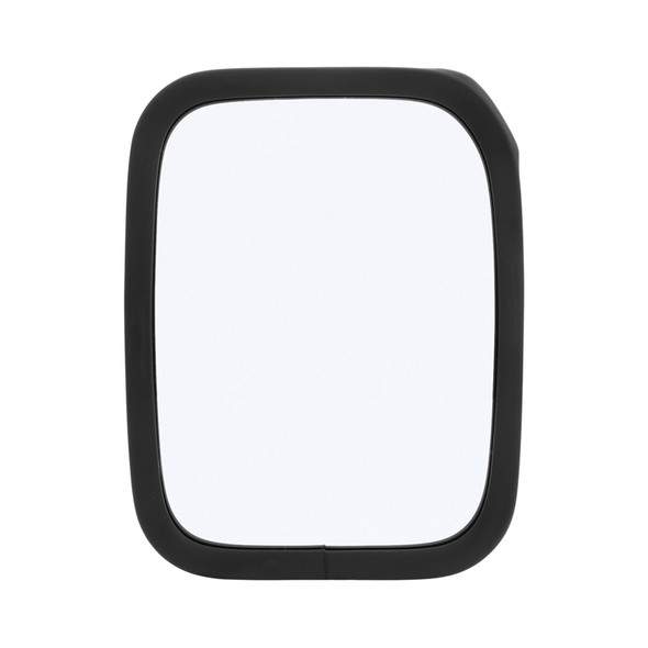 """6""""x 8""""Silver Stainless Silver Convex Mirror"""