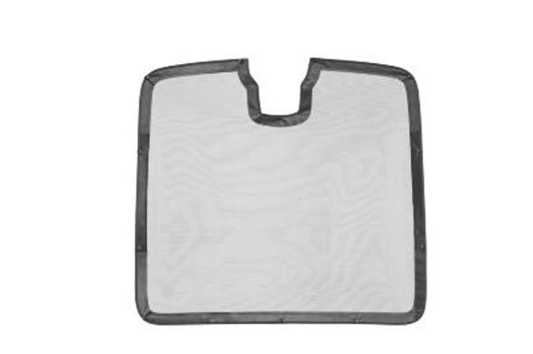 Peterbilt 357 375 377 378 379 Short Nose Belmor Bug Screen Aluminum w/ Silver Mesh 14 Turnbuttons