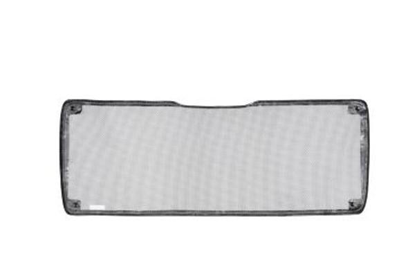Freightliner Columbia Bug Screen Aluminum w/ Silver Mesh