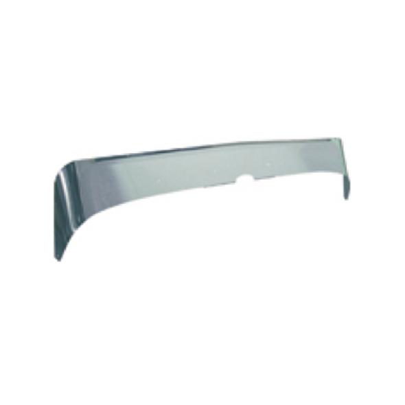 Peterbilt 388 389 Stainless Steel Aeroshield