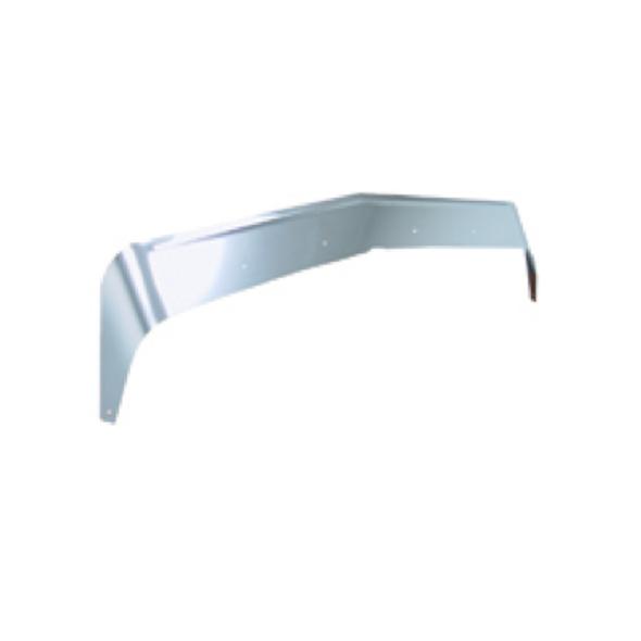 Kenworth W900B Stainless Steel Aeroshield
