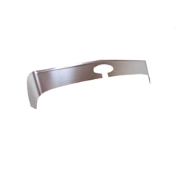 Peterbilt 384 386 Stainless Steel Aeroshield