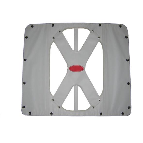Peterbilt 365 367 Belmor Winterfront X-Patch Design Aluminum Mesh