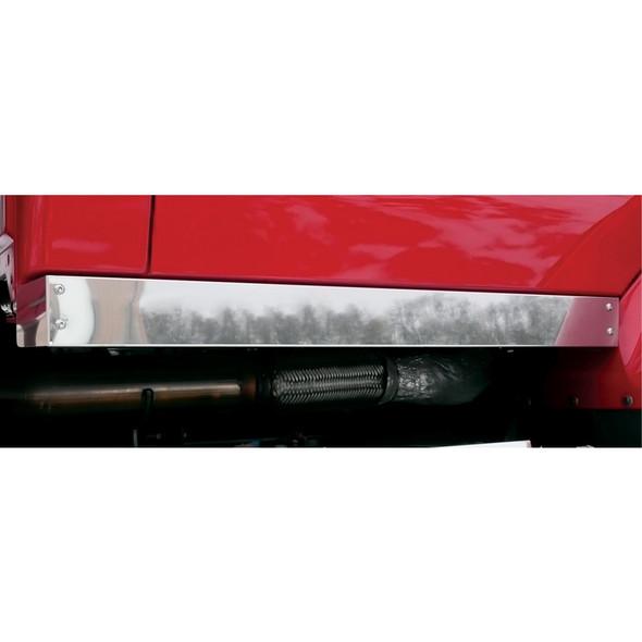 International 7600 WorkStar Blank Cab Panels With Heater Plug Hole By RoadWorks