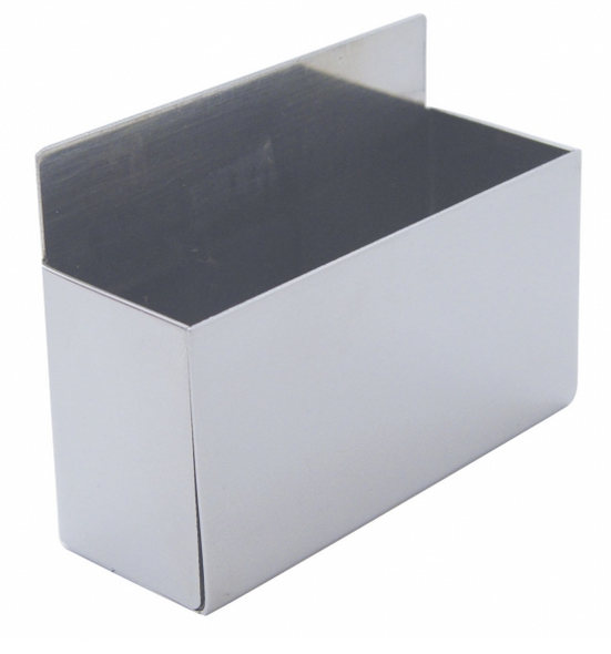 Universal Stainless Steel Tobacco Storage Compartment