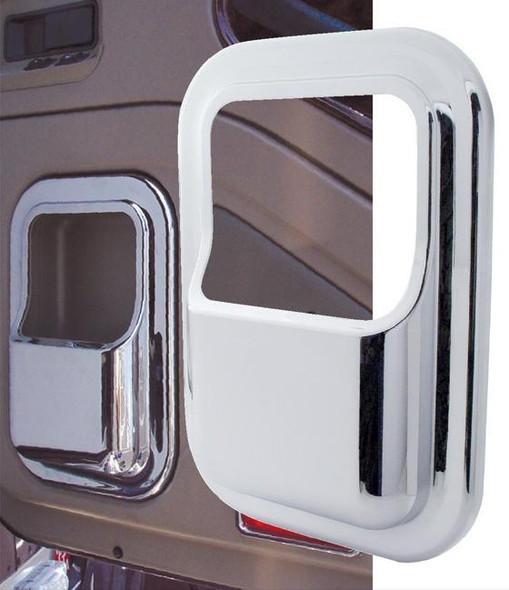 International I Model Chrome Plastic Door Pocket Cover