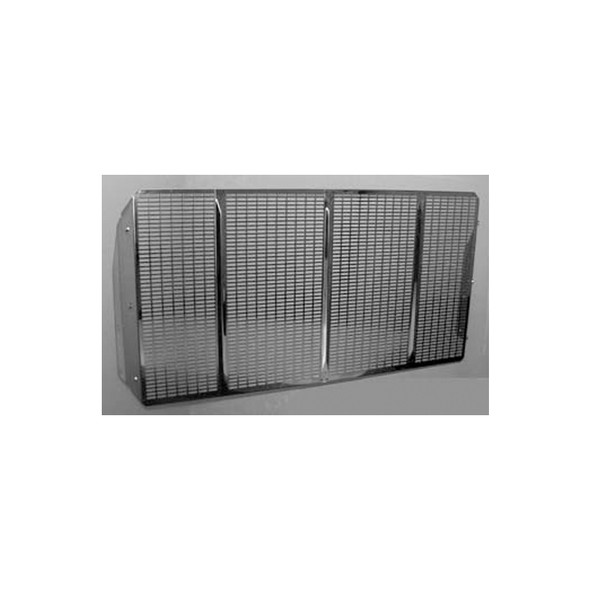 Peterbilt 330 Stainless Steel Grill Replacement