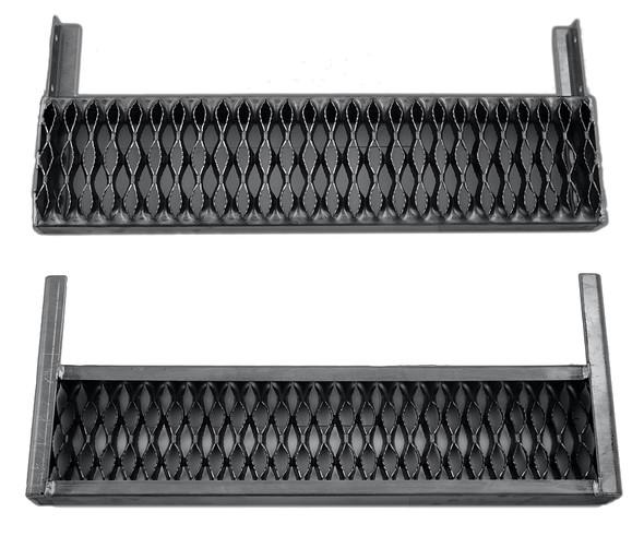 Peterbilt 379 Aluminum Battery Box Bottom Step Replacement