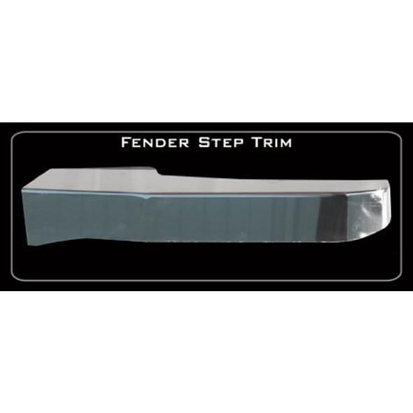 Peterbilt 379 Fender Step Trim
