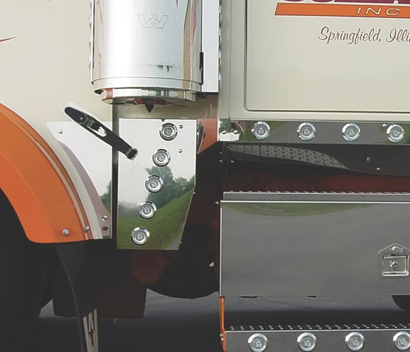 Western Star Lowmax Cowl Panels With Fusion LEDs