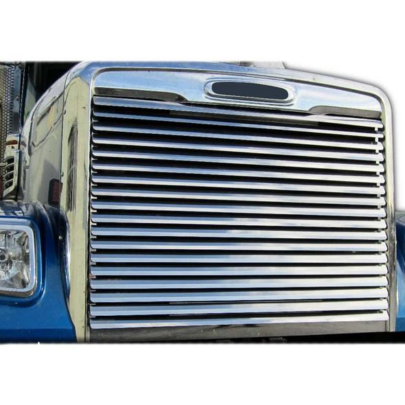 Freightliner Coronado Stainless Steel Hood Grill Insert