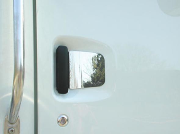 Sterling Door Handle Trim Stainless Steel Pair