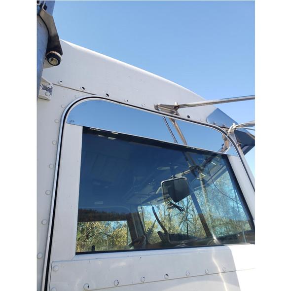 """5"""" Peterbilt 379 386 389 Chop Top Low Rider Door Trim Passenger Side"""