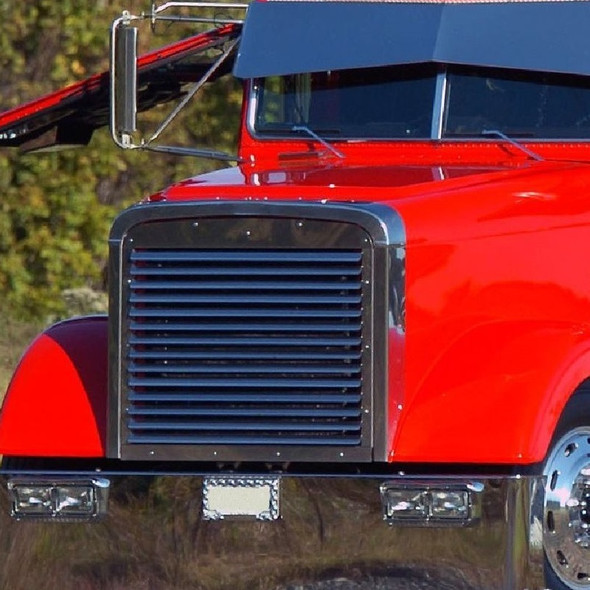 Freightliner FLD Louvered Grill