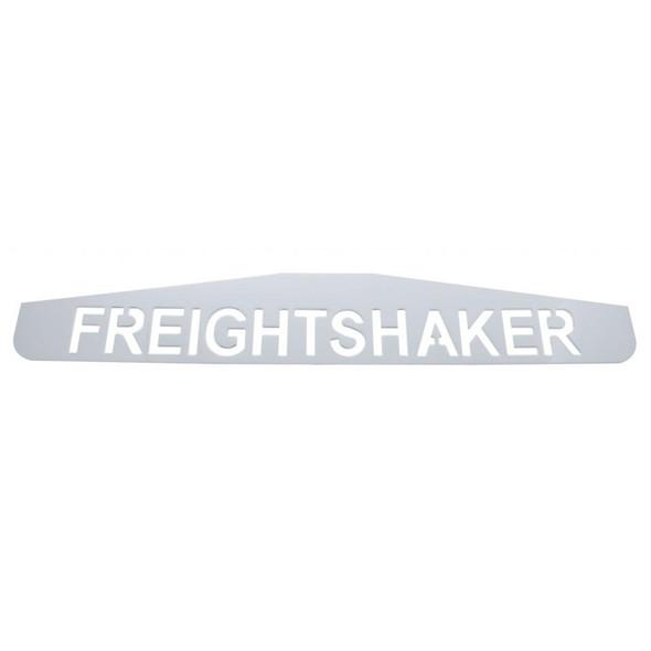 Freightshaker Chrome Bottom Mud Flap Weight - Welded Stud