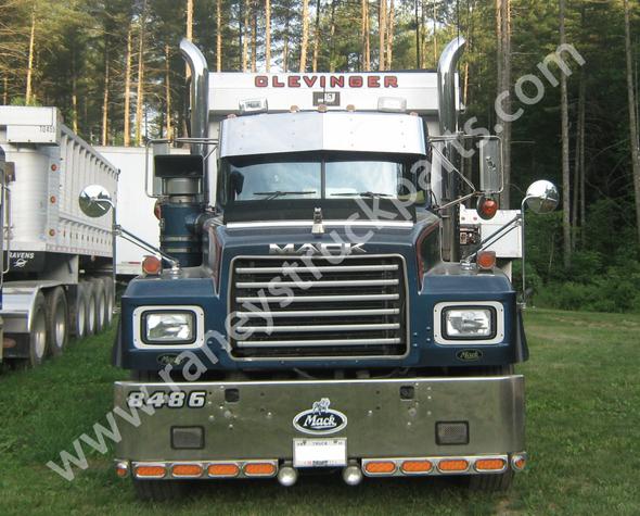 Mack R Model Series Drop Visor