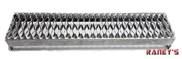 Peterbilt 379 Aluminum Battery Box Top Step Replacement