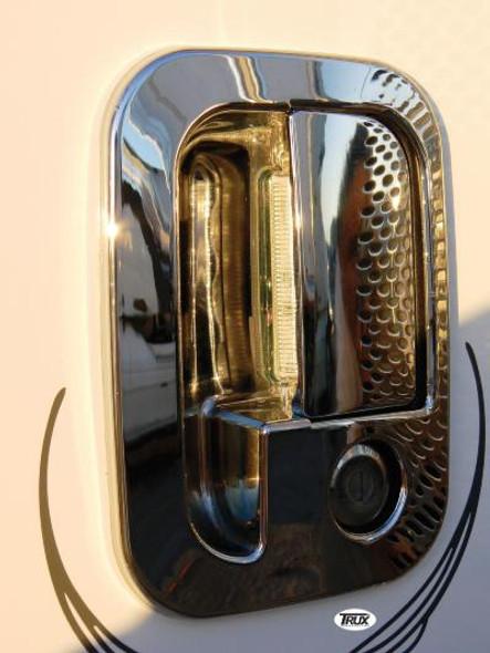 Peterbilt Kenworth Chrome Door Handle Cover