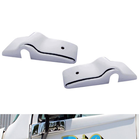 Freightliner Mirror Post Covers