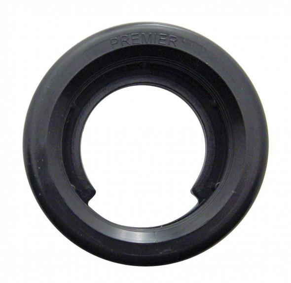 "Rubber Grommets Black 2"" Round"