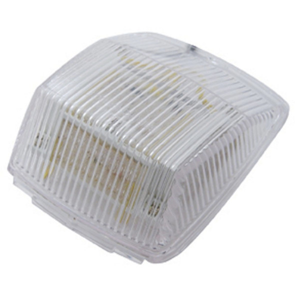 36 LED Rectangular Cab Light With Clear Lens