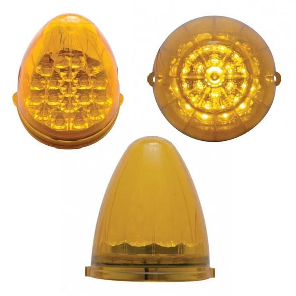19 LED Grakon 1000 Reflector Cab Light Different Angles
