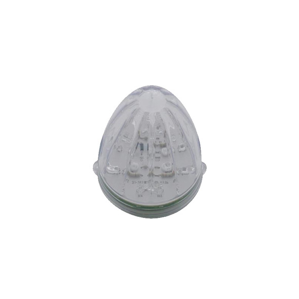 19 LED Grakon 1000 Watermelon Style Cab Light - Clear Light