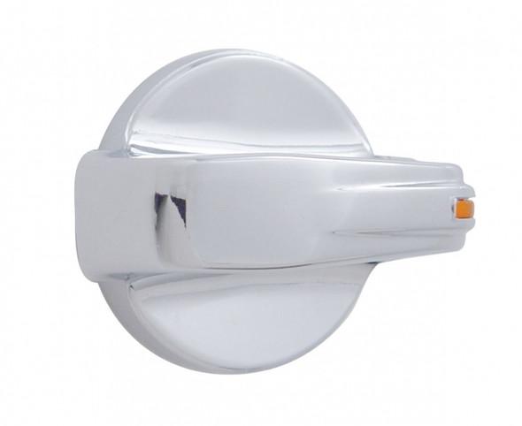 Peterbilt 2006+ Chrome AC Control Knob